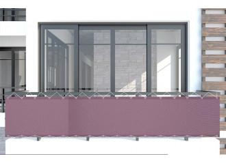 Brise vue mauve violet Dickson orchestra 8601