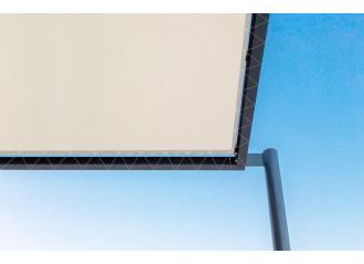 Toile de pergola dickson Albatre Tweed u136