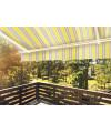 Lambrequin sol jaune Sauleda Sensation 2126