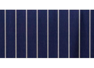Toile au mètre helsinki bleu Sauleda Sensation 2817