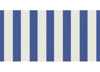 Toile au mètre bleu Sauleda Sensation 2359