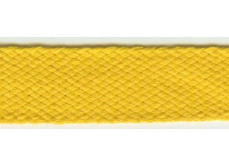 Galon de store jaune clair 22mm