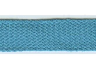 Galon de store turquoise 22mm