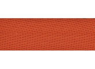 Galon de store orange intense 22mm