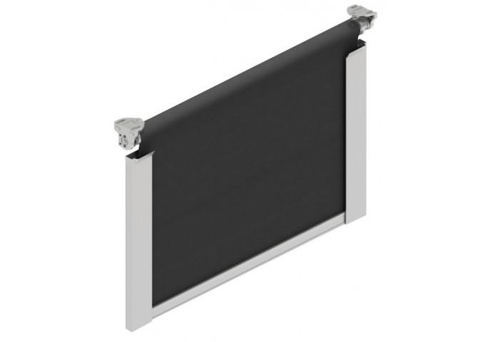 Store extérieur vertical avec guide aluminium