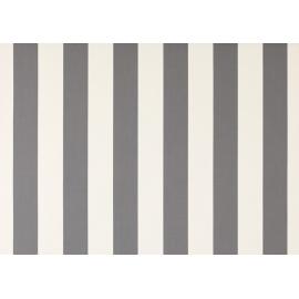 Lambrequin blanc-gris blanc dickson orchestra 8907