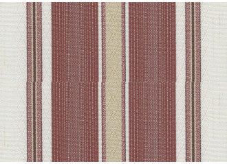 Lambrequin moncayo rouge Sauleda Sensation 2168