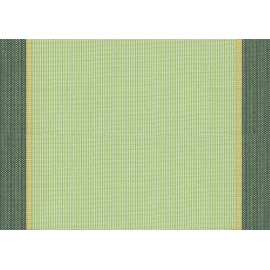 Lambrequin orlando vert Sauleda Sensation 2191