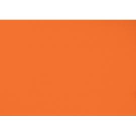 Toile au mètre orange Dickson orchestra 0018