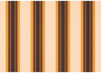 Toile au metre ascot orange dickson orchestra 0842