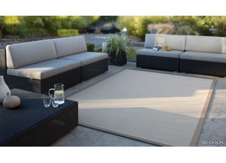 Tapis de sol Dickson pour intérieur & extérieur Rect rectangle