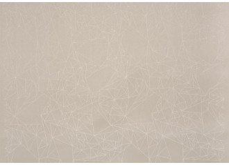 Lambrequin dickson Constellation Beige j179